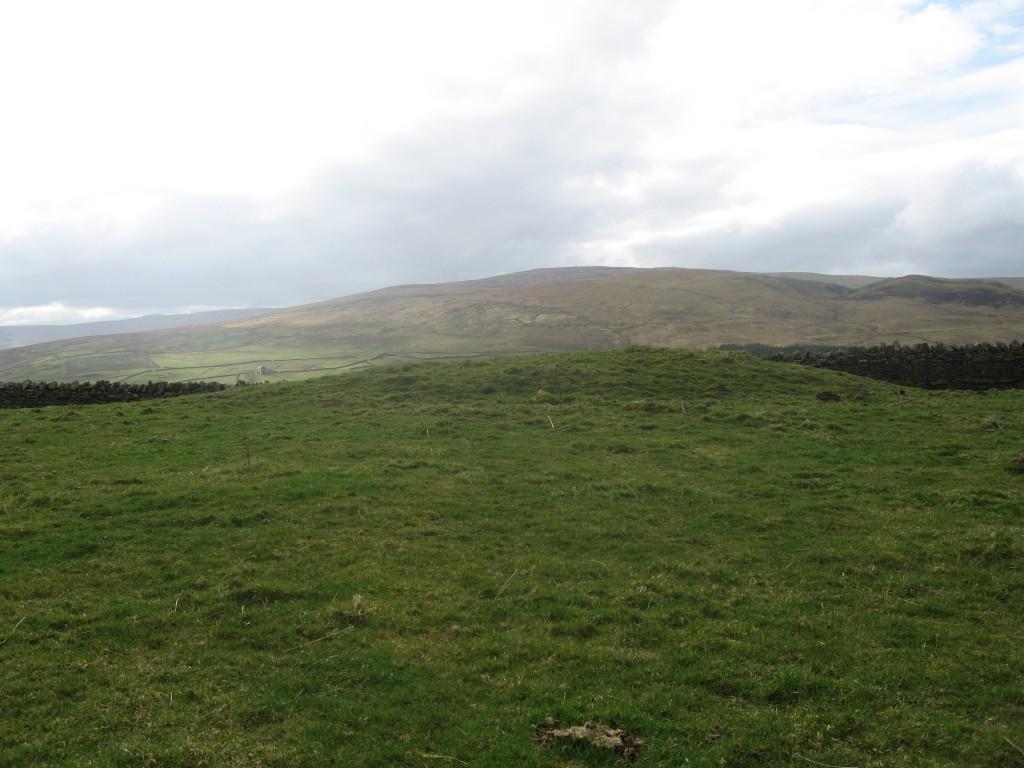 Burial mound at Kirkhaugh