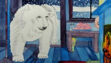 Hearthside Tales: The Snow Bear